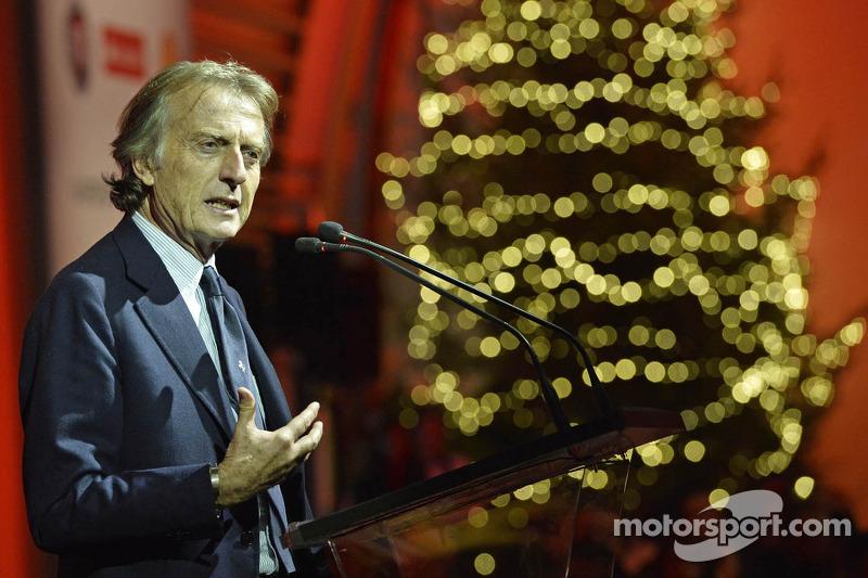 A look ahead to the future of Formula One - Ferrari's Montezemolo