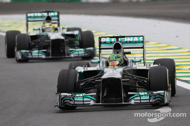 """Top 20 moments of 2013, #7: Mercedes """"test-gate"""""""