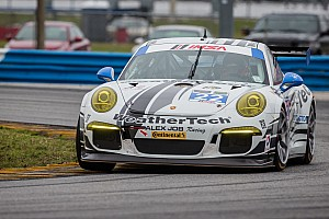 IMSA Testing report WeatherTech Racing puts Daytona miles on new Porsche