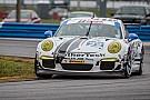 WeatherTech Racing puts Daytona miles on new Porsche