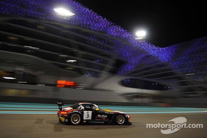 Al Qubaisi ready for Dunlop 24 at Dubai