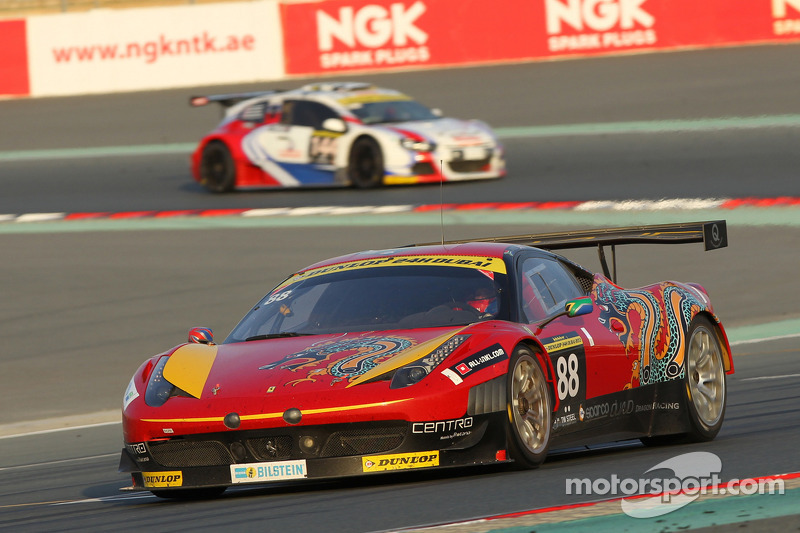 UAE drivers optimistic ahead of Dunlop 24 Hours of Dubai