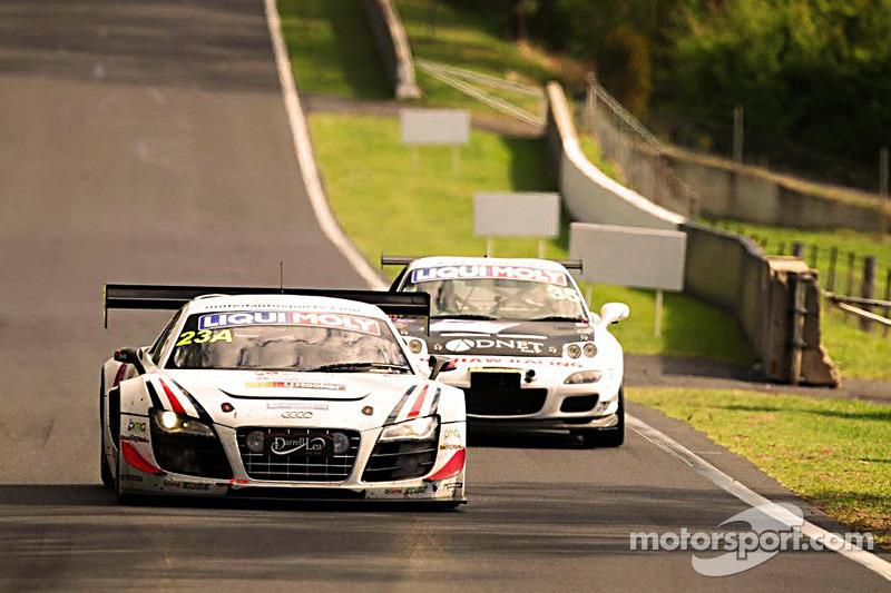 United Autosports to enter Bathurst 12 hours with Markus Winkelhock