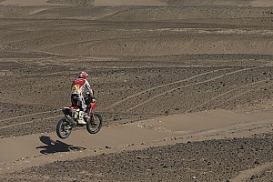 Dakar Stage report Dominant day victory for Joan Barreda