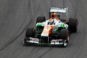 Formula 1 Breaking news Sahara Force India signs multi-year partnership with Roshfrans