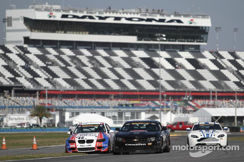 CTSC official entry list for Daytona