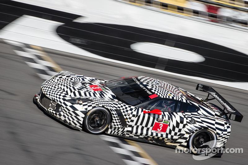 Back to where it all started: Corvette at Daytona