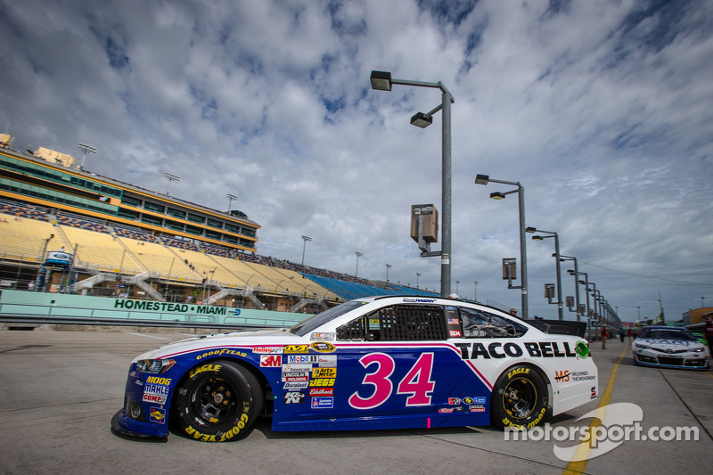 Race-winning sponsor partners with Front Row at Phoenix