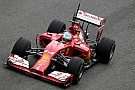 Ferrari: First steps towards Melbourne