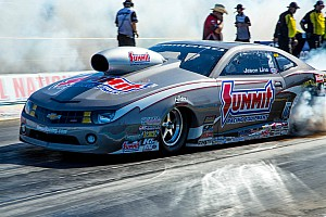 NHRA Qualifying report Line No. 8 for now, sees positive on day one of Pomona qualifying