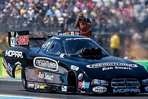 NHRA Qualifying report Hagan hopes for repeat last fall's Winner's Circle at Pomona