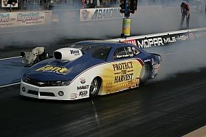 NHRA Race report Pomona shows promise for Rodger Brogdon