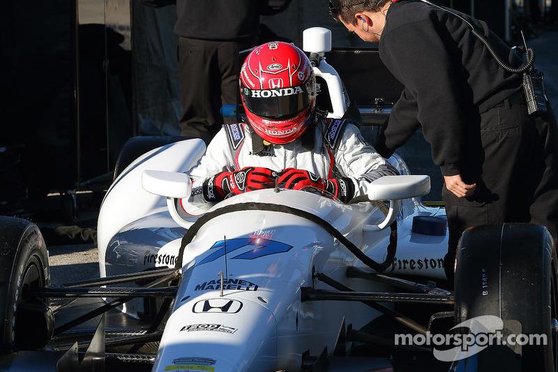 SPM testing update: Sonoma Raceway