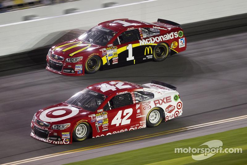 Kyle Larson talks about multi-car accident on lap 162 on the Daytona 500