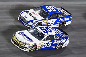 NASCAR Cup Preview Brian Vickers ready for Pheonix
