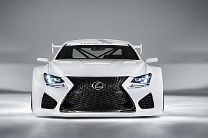 Endurance Breaking news Lexus GT3 concept revealed