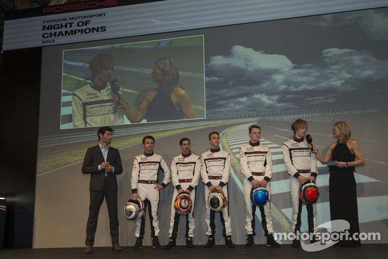 Worldwide motorsport programme: premiere for the 919 Hybrid and 911 RSR