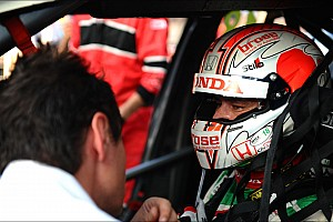 WTCC Testing report Tiago Monteiro and Honda complete their most productive test at Paul Ricard