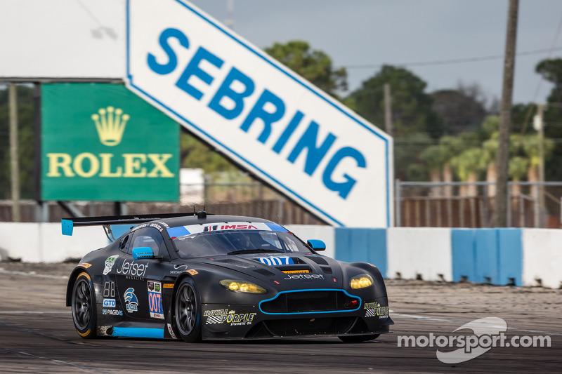 Al Carter to run 007 at Sebring