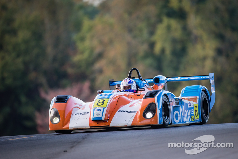 TOP 1 Oil partners with BAR1 Motorsports as prototype lites title sponsor