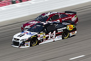 NASCAR Cup Race report Forgettable outing for Stewart in Las Vegas