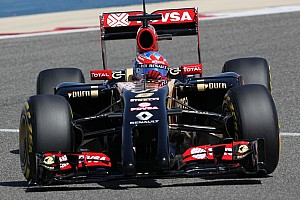Formula 1 Preview Lotus: 2014 is a very different era for Formula One