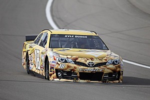 NASCAR Cup Analysis Kyle Busch on his way to mastering 'The World's Fastest Half-Mile'