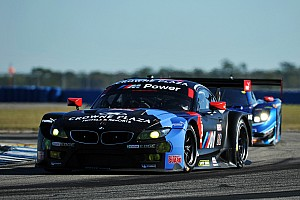 IMSA Race report 12h Sebring: BMW claims second USCC podium of the year