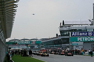 Formula 1 Breaking news Renault expecting 'issues' in Malaysia