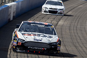 NASCAR Cup Preview Roll in and repeat: Reutimann seeks rhythm at Martinsville