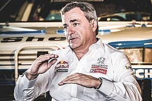Dakar Breaking news Dakar Q&A with Peugeot's Picat, Famin, Despres and Sainz