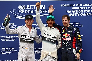 Formula 1 Qualifying report Pole position by Hamilton at Malaysian qualifying