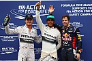 Pole position by Hamilton at Malaysian qualifying