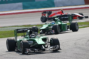 Formula 1 Race report 13th and 14th by Kobayashi and Ericsson