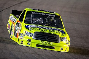 NASCAR Truck Race report Matt Crafton gets Martinsville victory in 'overtime'