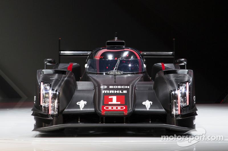 Belgian Audi Club Team WRT to field customer Audi R18 e-tron quattro