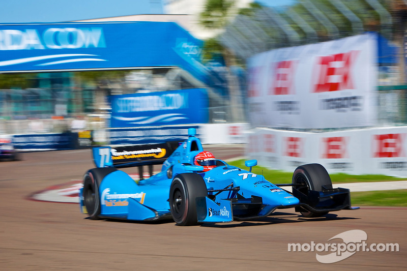 SPM drivers opened a season at St.Pete