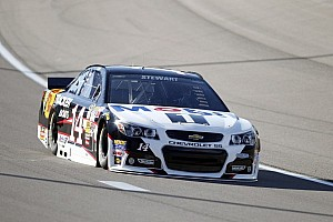 NASCAR Cup Analysis Tony Stewart knocks Brad Keselowski off Texas pole