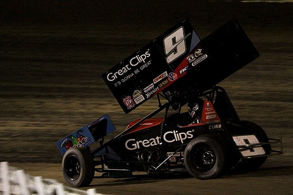 Pittman leads Kasey Kahne Racing sweep on Sunday at Calistoga