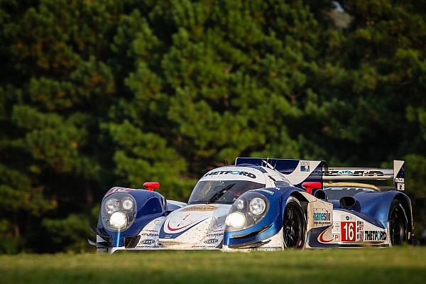 Matt McMurry's Silverstone European Le Mans Series Inauguration