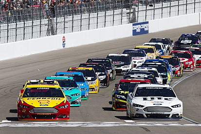 Mustang GT Aluminator XS to pace field at Darlington