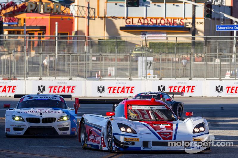 Fittipaldi puts Action Express Racing third on grid at Long Beach