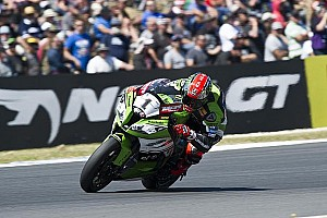 World Superbike Race report Sykes leaves Spain with Championship lead