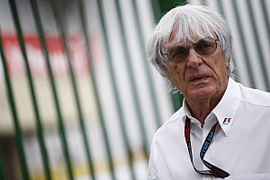 Formula 1 Breaking news Ecclestone admits poor image amid bribery affair