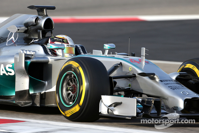 Pirelli: Temperatures below 20 degrees characterize free practice in China