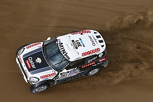 Cross-Country Rally Preview Four MINI ALL4 Racing to contest Qatar's Sealine Cross Country Rally