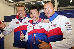 WEC Qualifying report Toyota seize pole position by 5/1000ths of a second!
