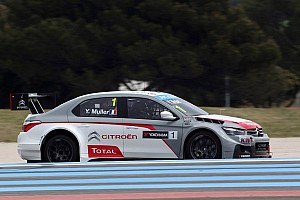WTCC Breaking news Loeb and López penalized - Muller inherits pole