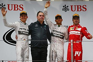 Formula 1 Breaking news Hamilton claims another win in China
