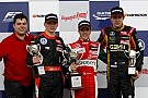 Fuoco heads all rookie podium at Silverstone